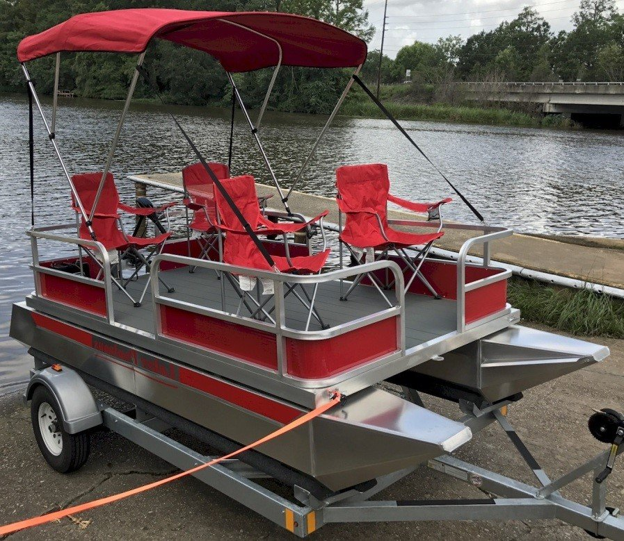 Laker 610 Basic Pontoon Boat