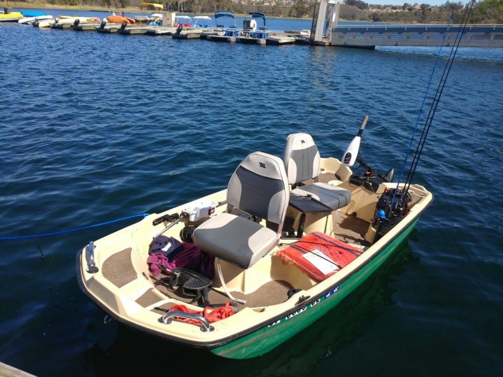 pond hopper boat