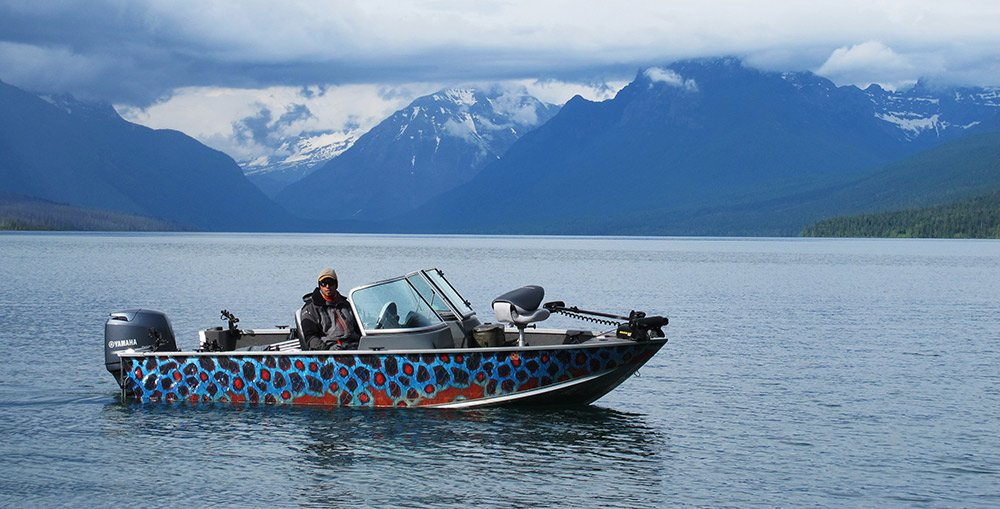 15 Pretty Bass Boat Wraps