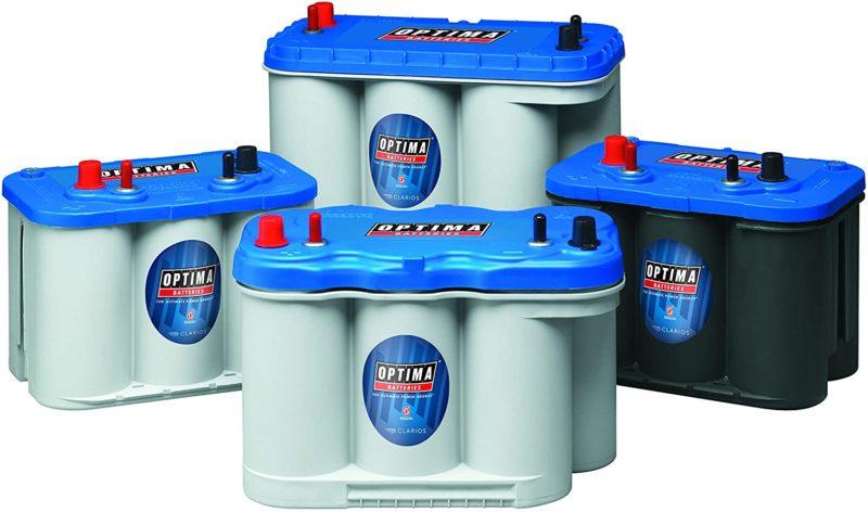 Optima Batteries 8006-006 34M BlueTop Marine