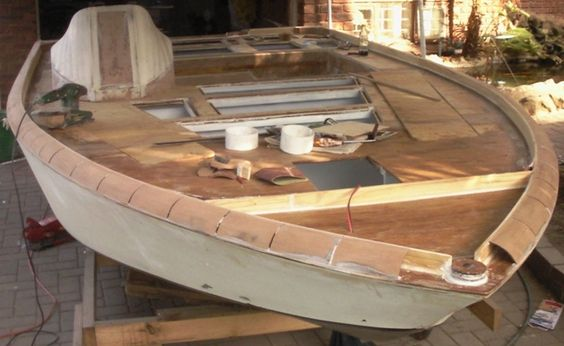 bass boat building